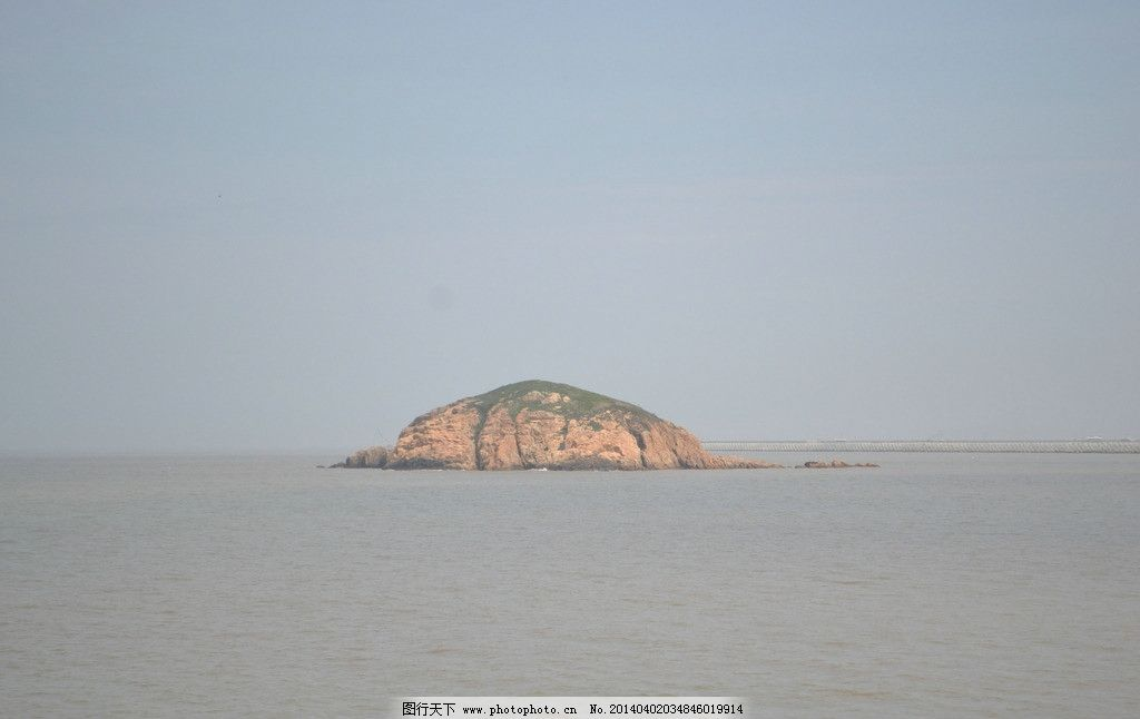 海岛礁石小岛岛屿图片