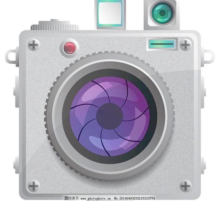 摄影相机单反照相机图片