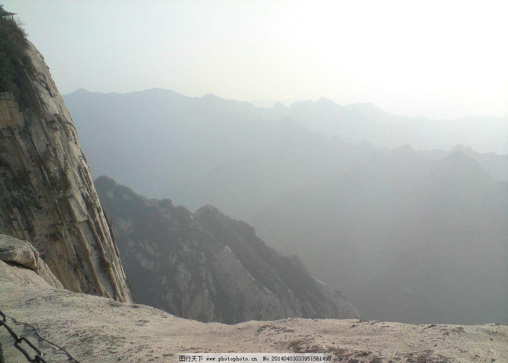 华山 陕西 旅游 五岳之一 西岳 风景名胜区 国内旅游 旅游摄影