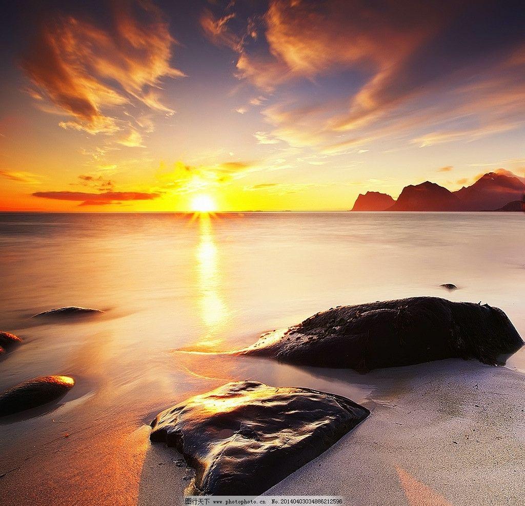 海的色彩图片