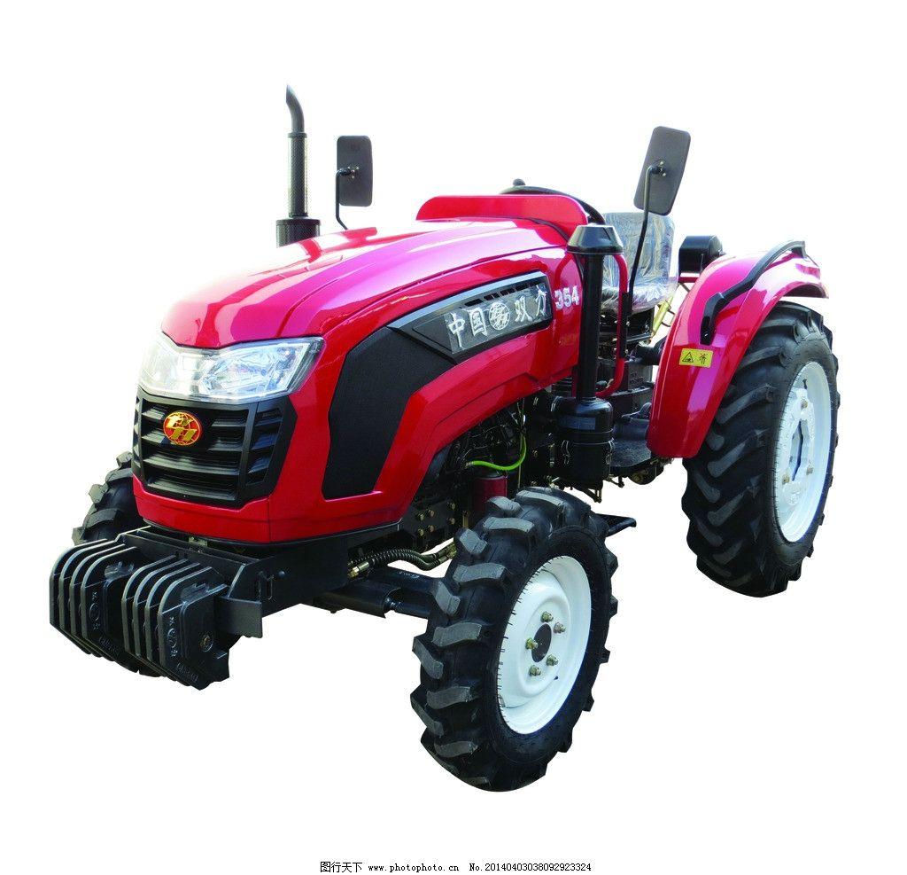 双力拖拉机 双力 三轮车 农用 蓝色 车 电动车 交通工具 现代科技