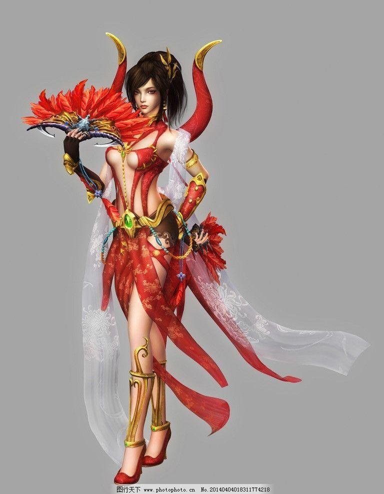 游戏素材 游戏人物 游戏 网游 网游人物 动漫人物 cg 玄幻 仙侠 原画