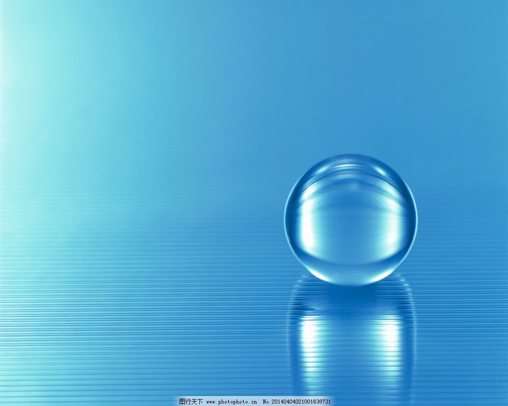 底纹 蓝色 水纹 底纹 透明水晶球 蓝色 水纹 图片素材 底纹边框