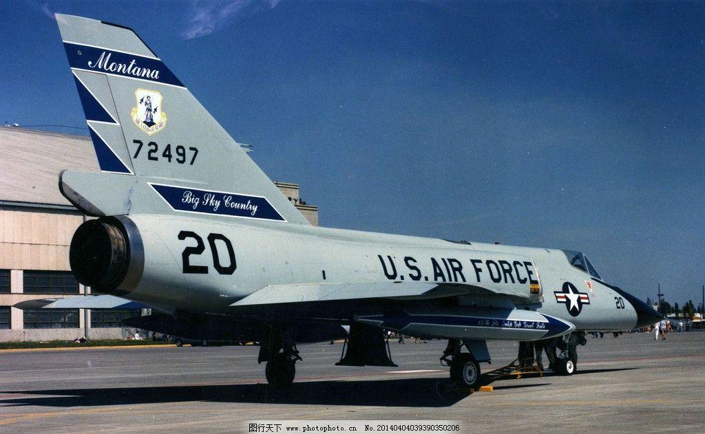 f106战斗机 二代飞机 喷气式 飞行员 截击机 三角标枪 美国