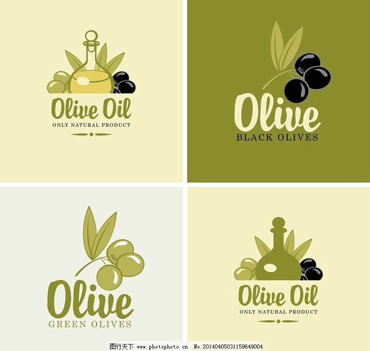 设计图库 淘宝电商 装修模板  橄榄油橄榄树橄榄叶 橄榄 橄榄叶 橄榄