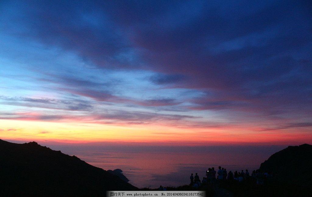 嵛山岛风光 嵛山岛 宁德 霞浦 三沙 海岛 日出 海景 红日 自然风景