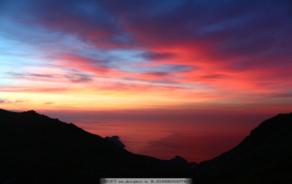 嵛山岛风光图片_自然风景