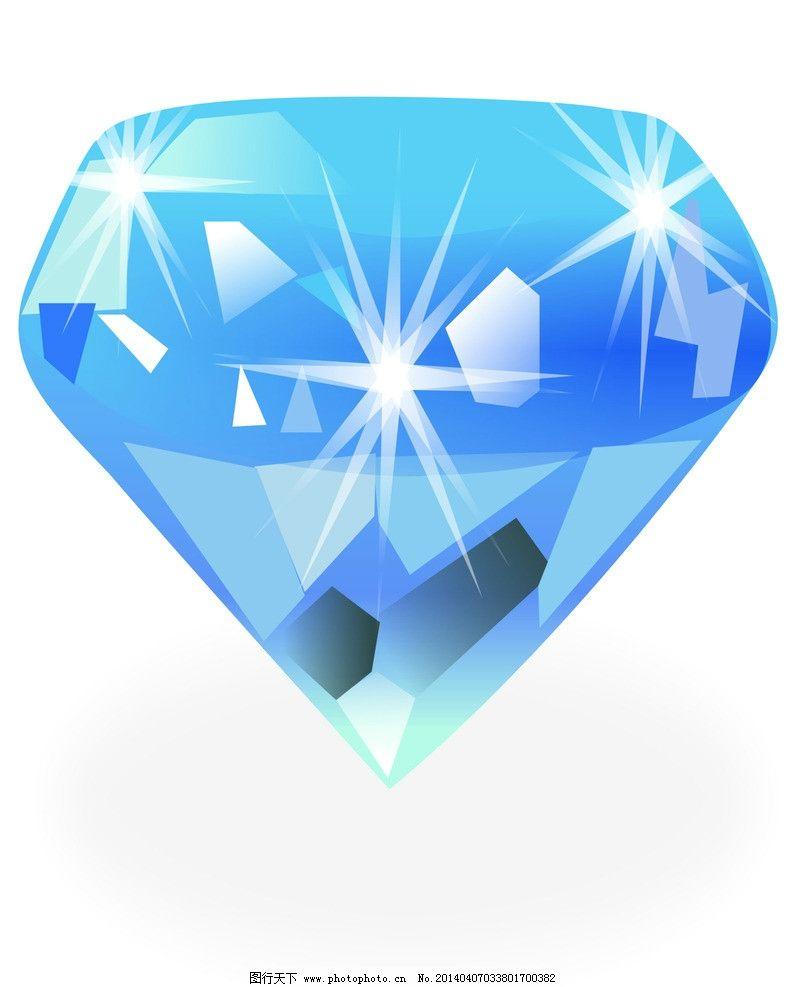 钻石矢量图图片