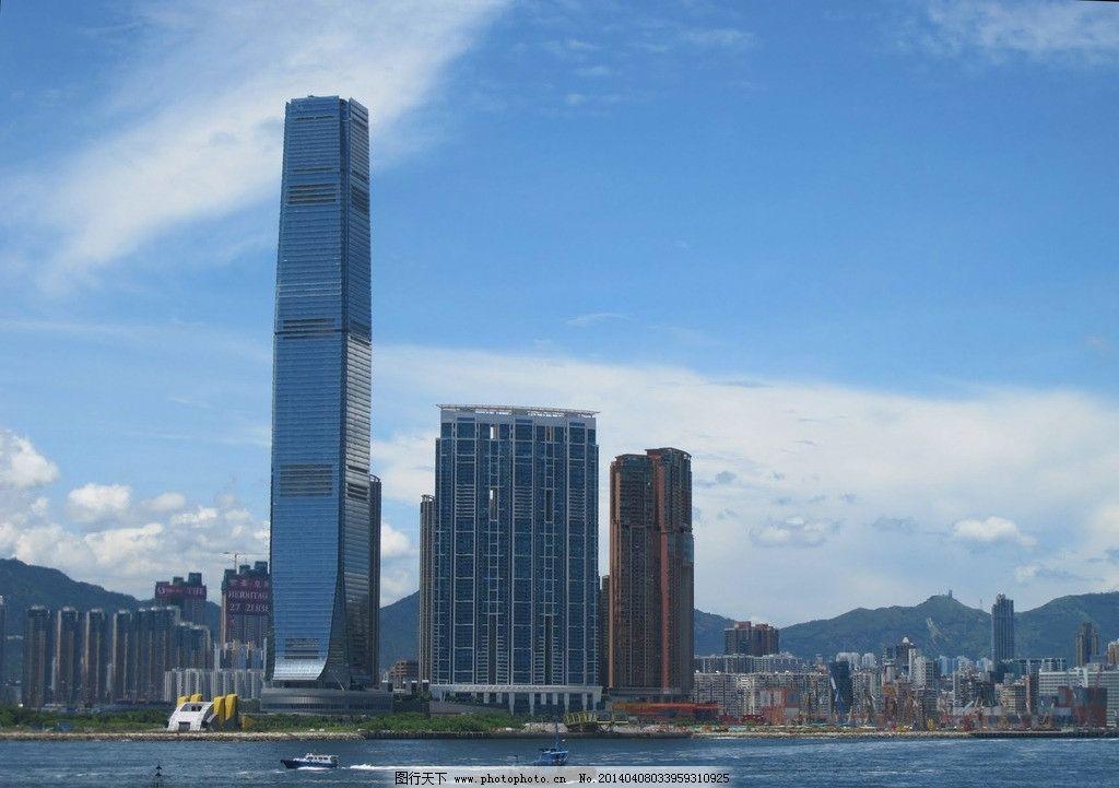 香港 维多利亚港 摩天大厦 港岛 九龙 国内旅游 旅游摄影 摄影 72dpi