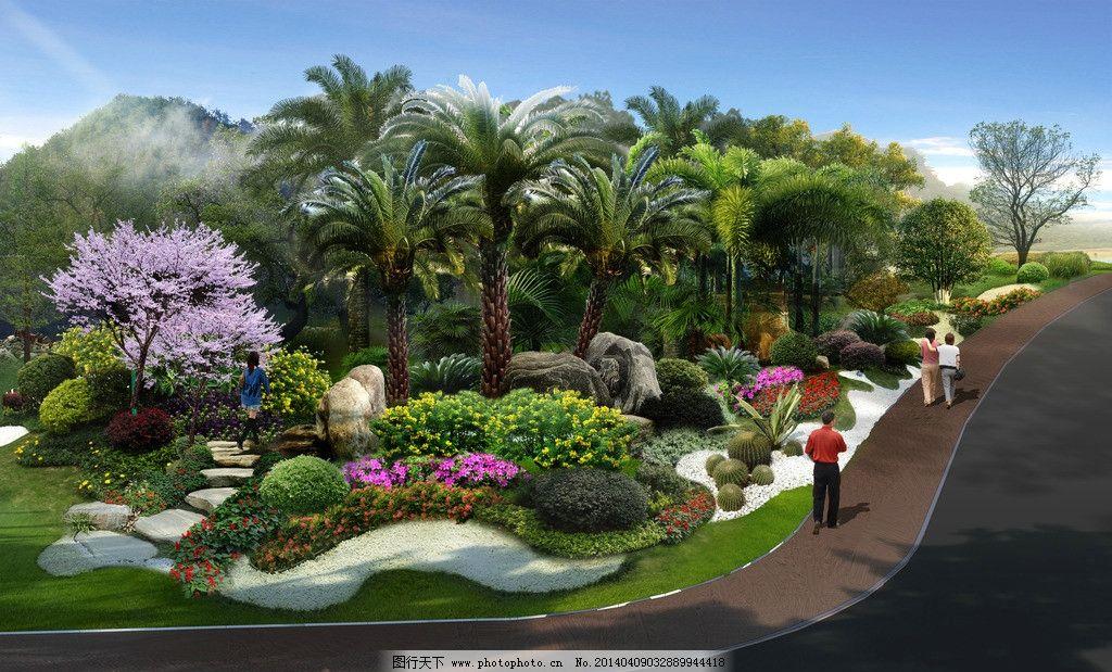 路边植物造景 道路绿化带 绿化带 公共绿化带 植物绿化 绿化组团 植物