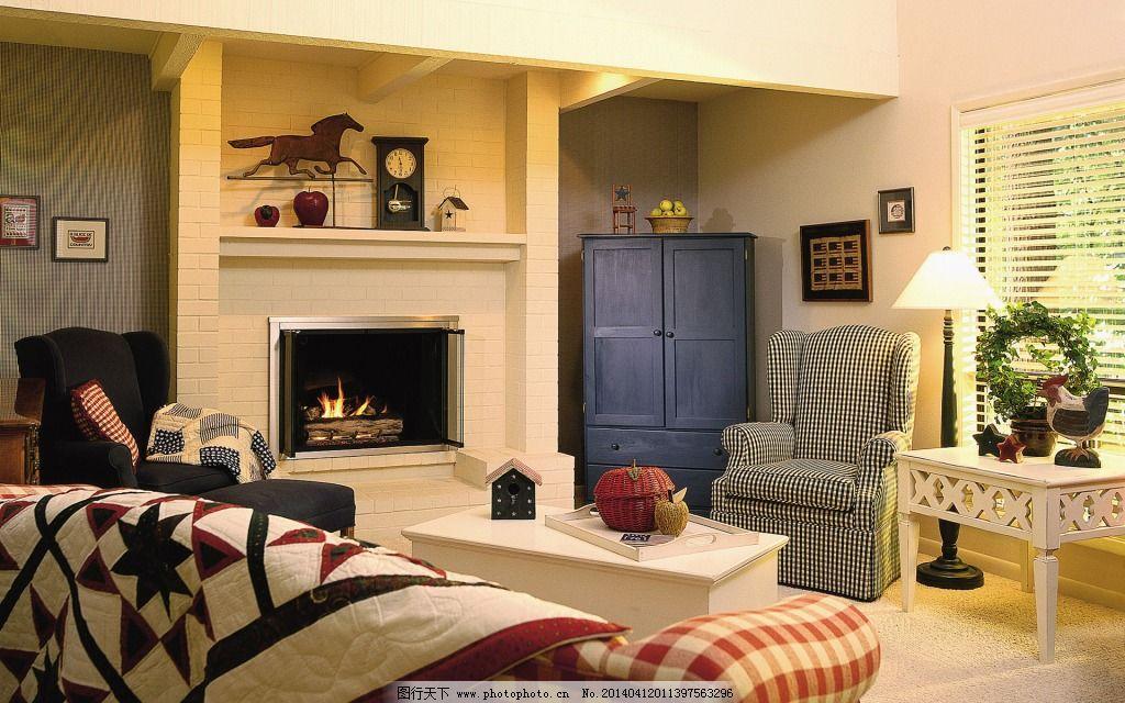 豪华欧式客厅桌面壁纸欧式客厅装修效果图