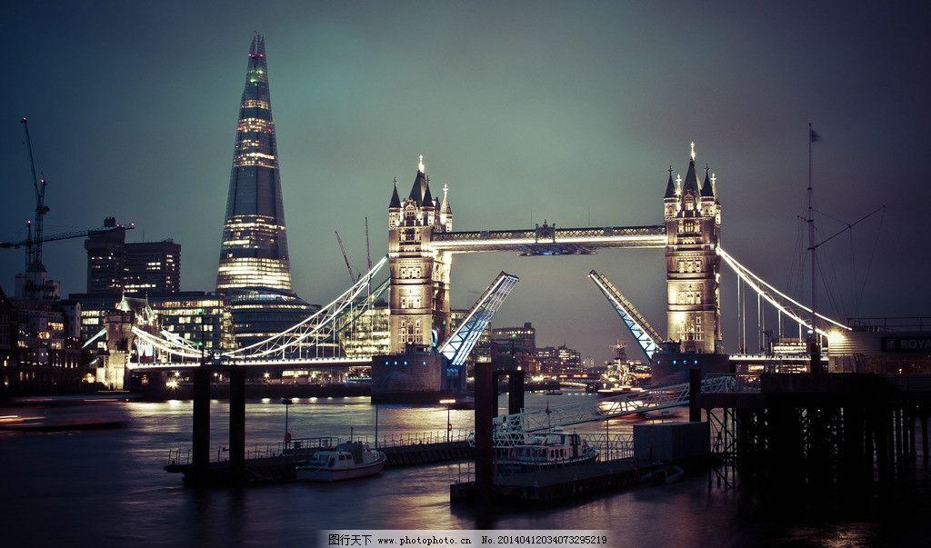 唯美 达州/伦敦塔桥图片