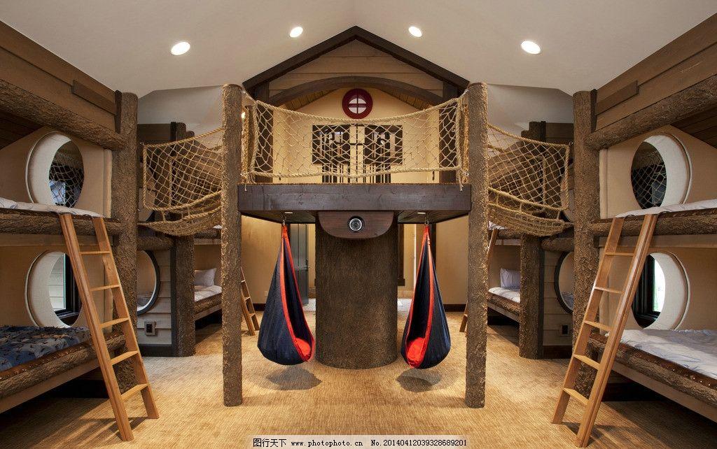 室内设计 创意 装修 装饰 装潢 家具 家居 宿舍 酒店客房 蜗居