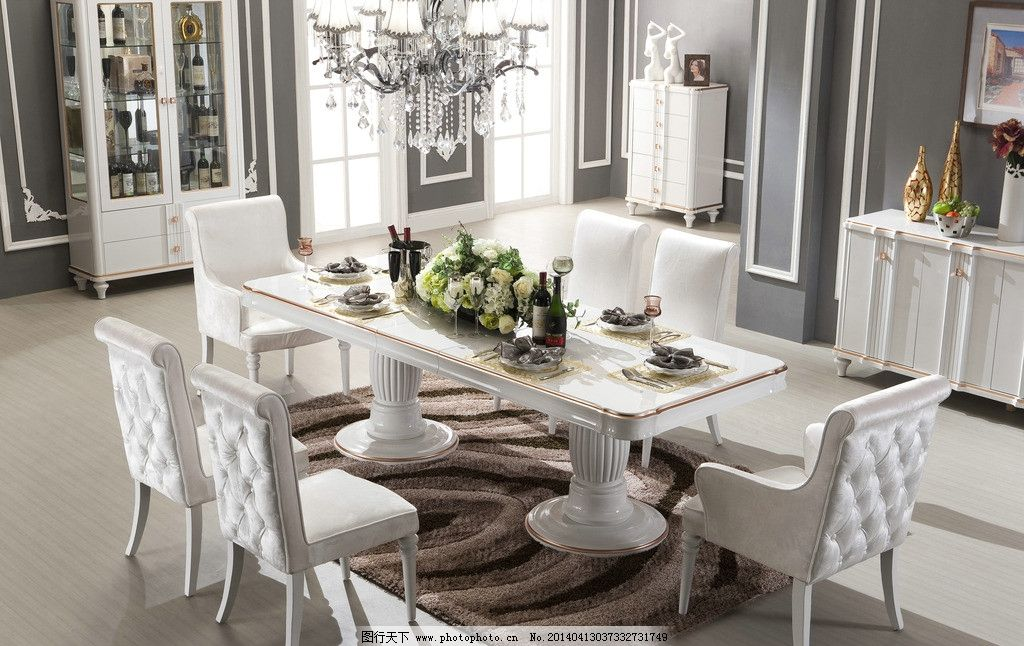 餐厅 餐桌 家居 家具 起居室 设计 装修 桌 桌椅 桌子 1024_646图片