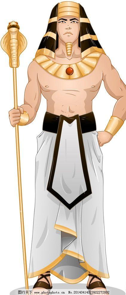 埃及人物 古埃及诸神人物 法老 埃及诸神 埃及神物 神话 其他人物