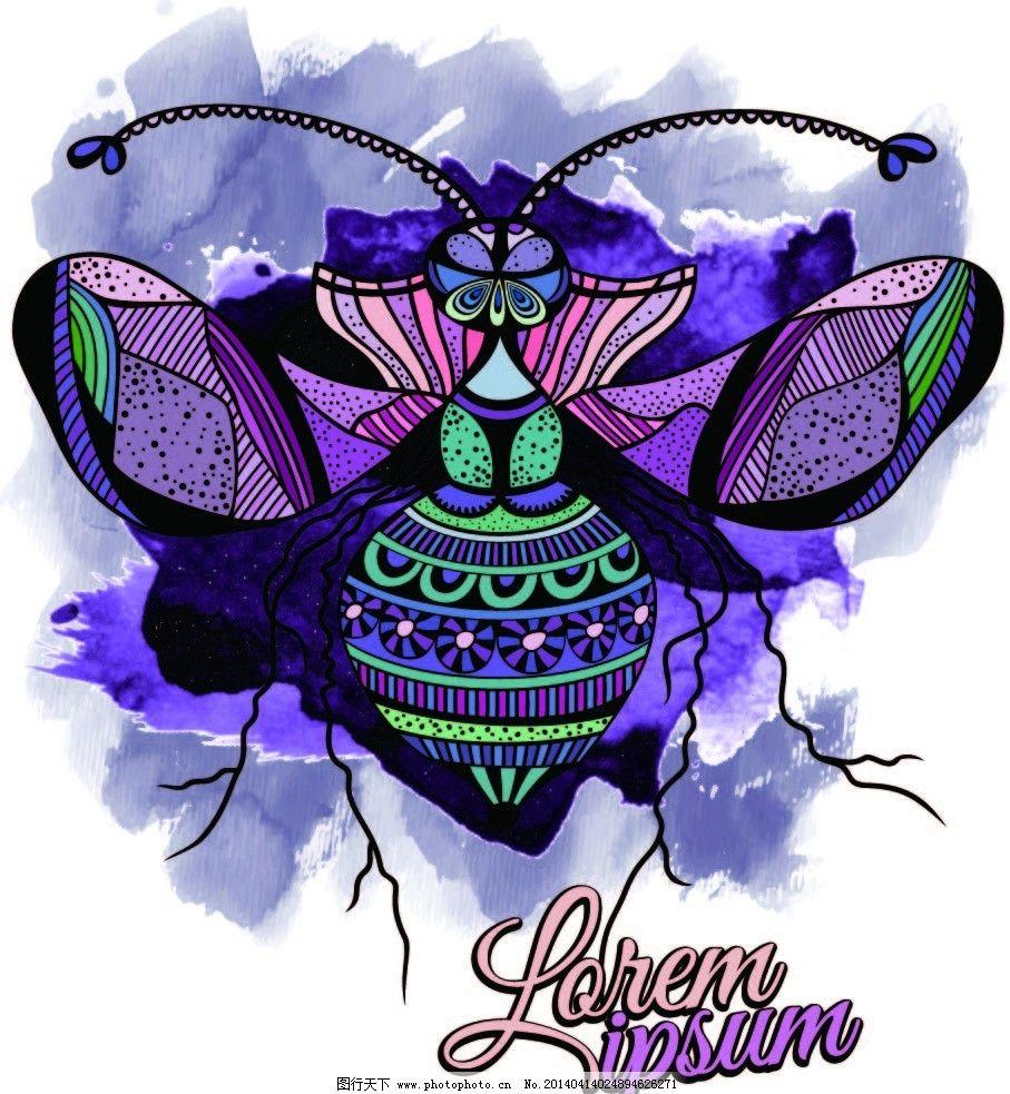蝴蝶花的折法步骤图