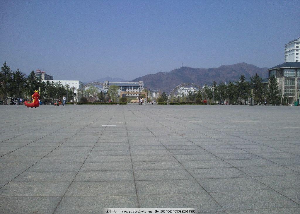 广场 集安莲花广场 鸭绿江畔 政务广场 鸭绿江边 国内旅游 旅游摄影