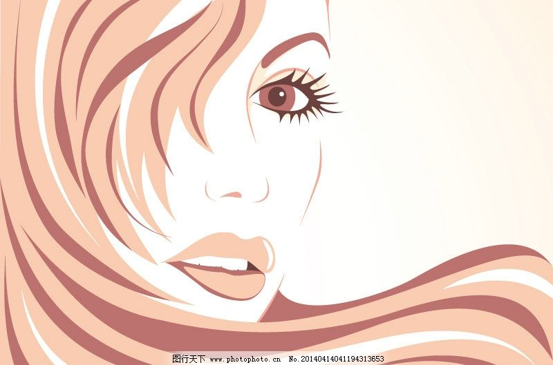 设计 性感 都市美女 青春美少女 美少女 性感美女 女子 姑娘 手绘 小