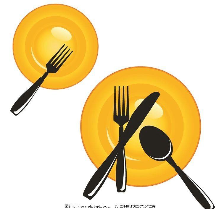 西餐餐具刀叉勺子图片图片