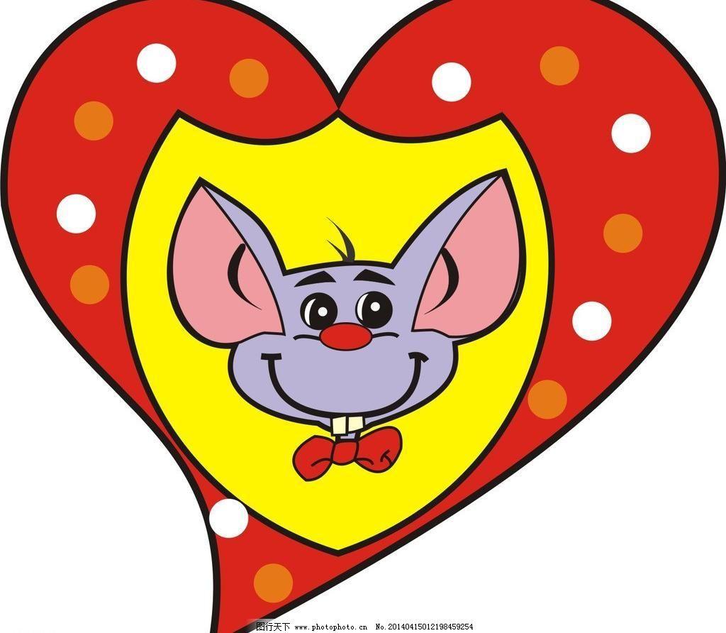 小老鼠图片免费下载 cdr