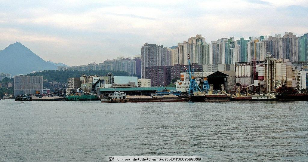 香港 维多利亚港 港岛 九龙 摩天大厦 国内旅游 旅游摄影 摄影 300dpi
