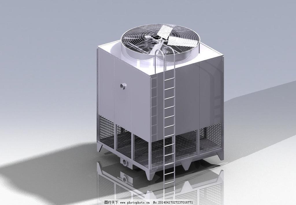 冷却塔图片
