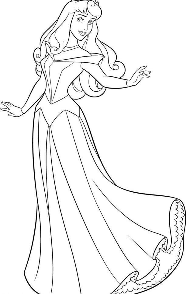 迪士尼公主图片免费下载