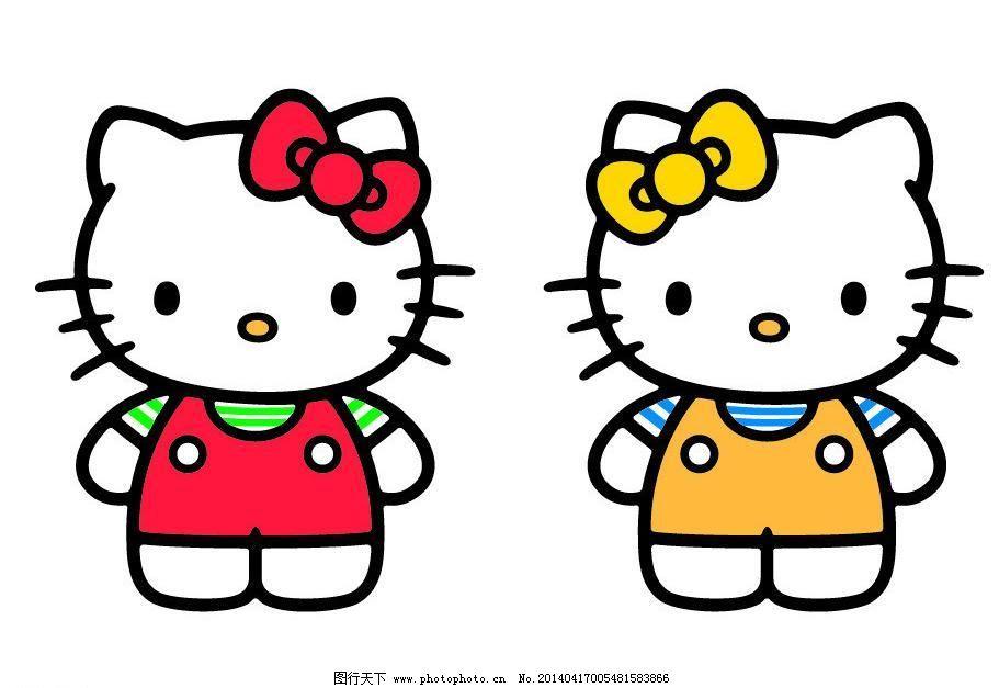 卡通猫 可爱