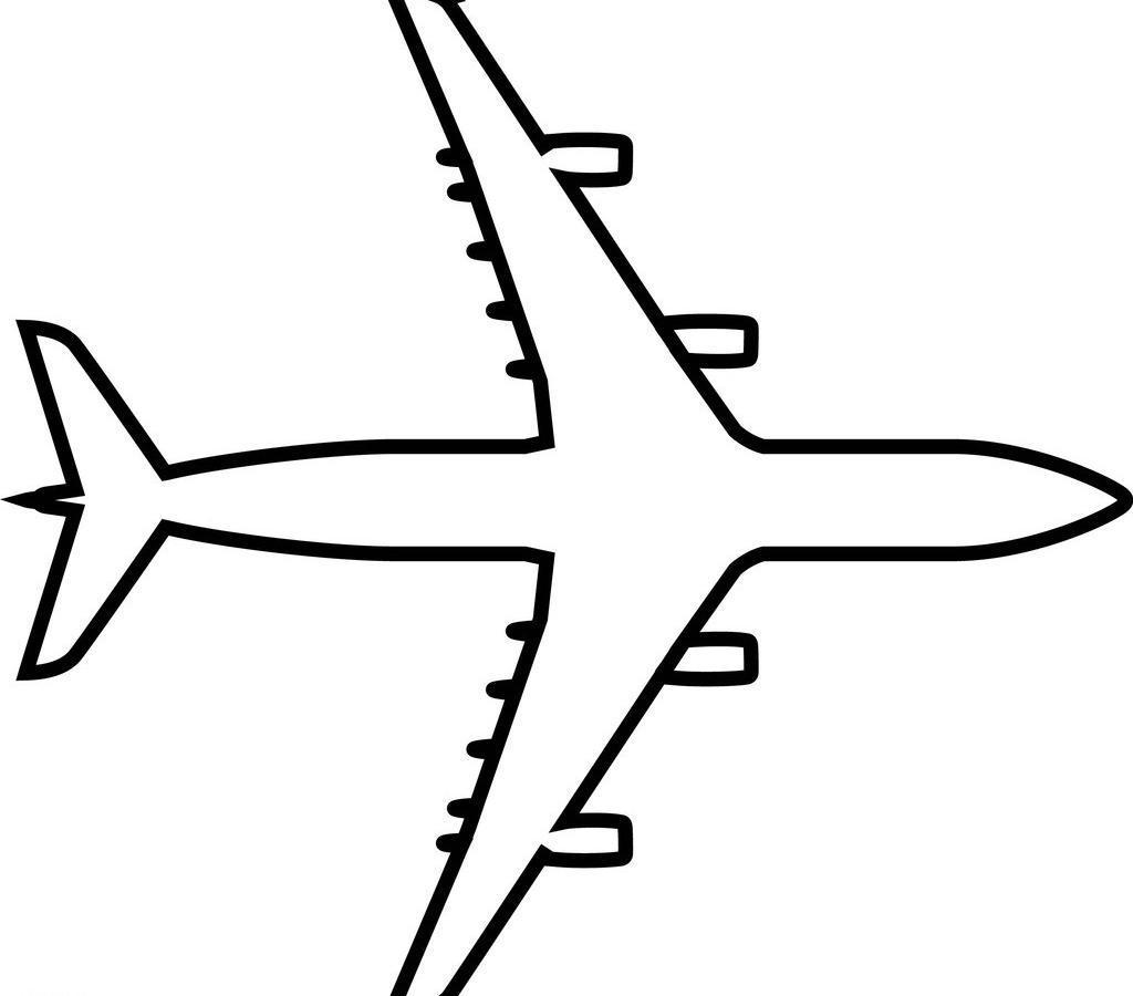 飞机 飞机图片免费下载 飞机矢量素材 可编辑 其他矢量 线条 飞机模板