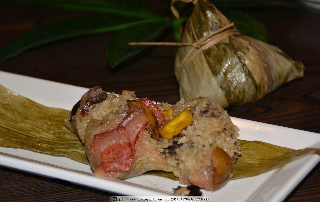 粽子 咸肉粽 豆沙粽 蛋黄粽 香菇粽 板栗粽 双拼粽 双烹粽 传统美食