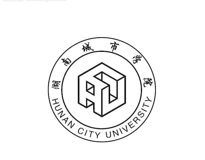 湖南城市学院校徽图片