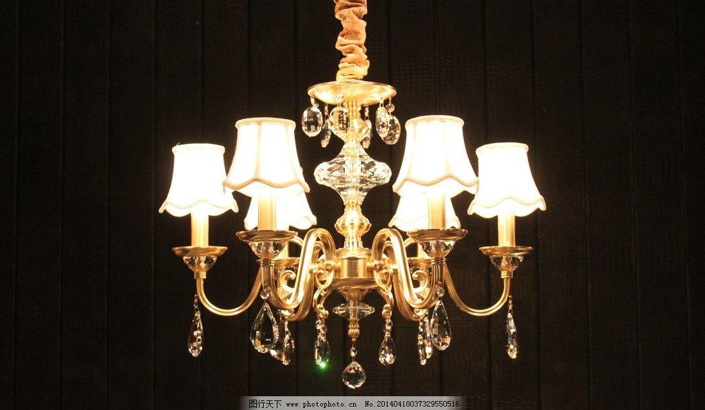 欧式水晶灯系列图片