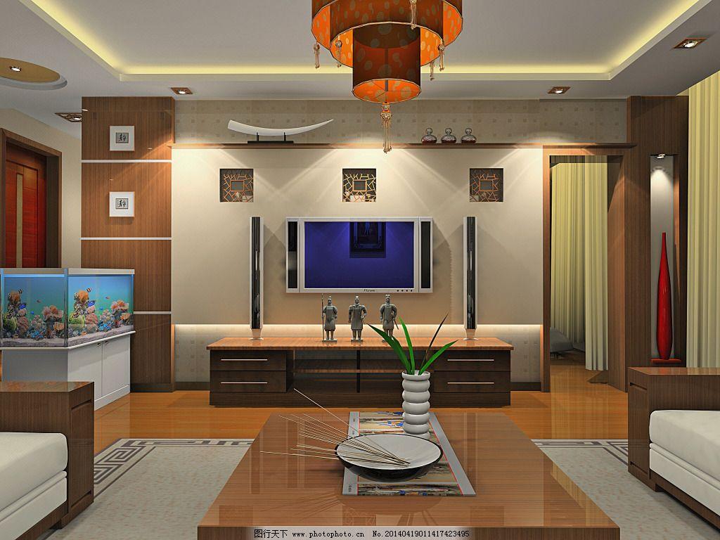 电视背景墙 室内 室内设计 室内装修 室内 室内设计 电视背景墙 室内