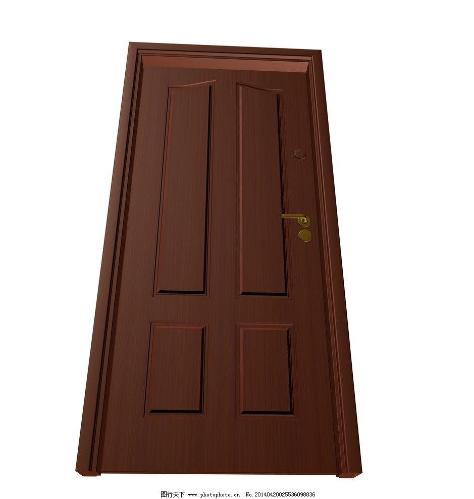 欧式门 门效果图 门把手