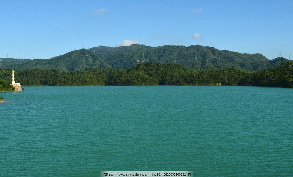 珠海金台寺山水 风景 人文 自然 水库 旅游 国内旅游 摄影
