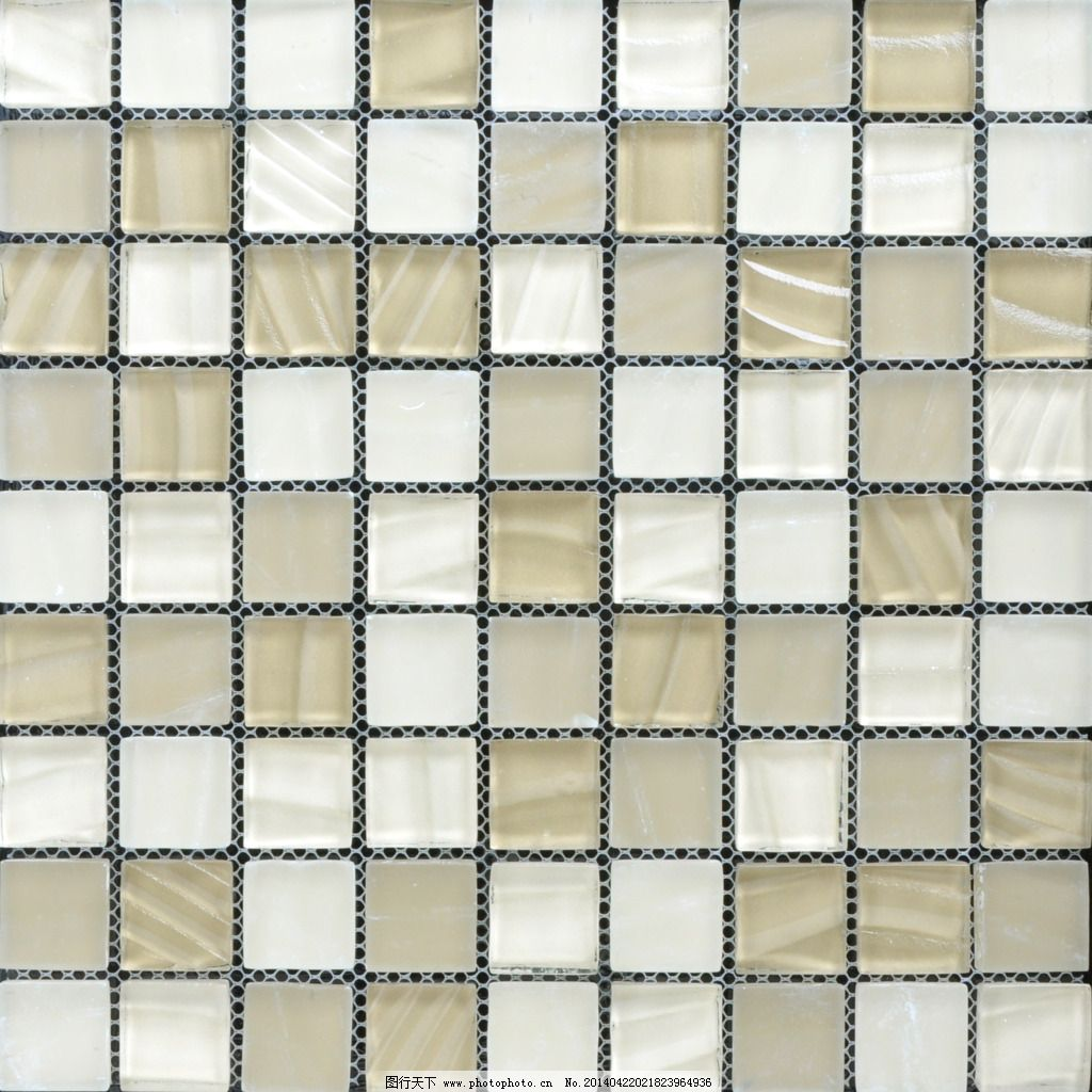 效果图后期 装修效果图 水晶玻璃马赛克 拼图背景墙贴 卫生间建材