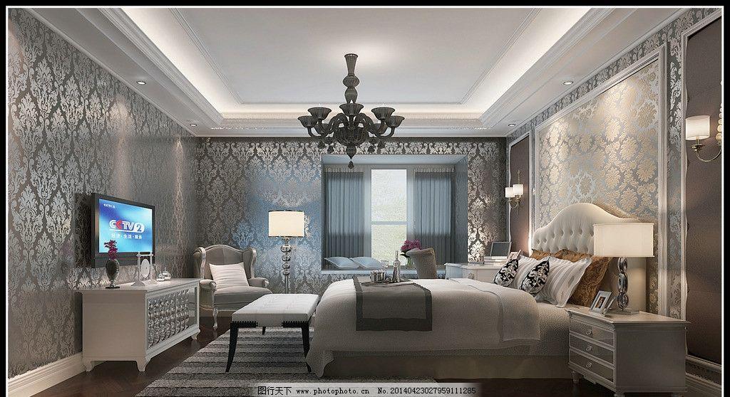 家庭客厅装饰 现代 简欧 新古典 欧式 家庭 室内设计 环境设计 设计 3