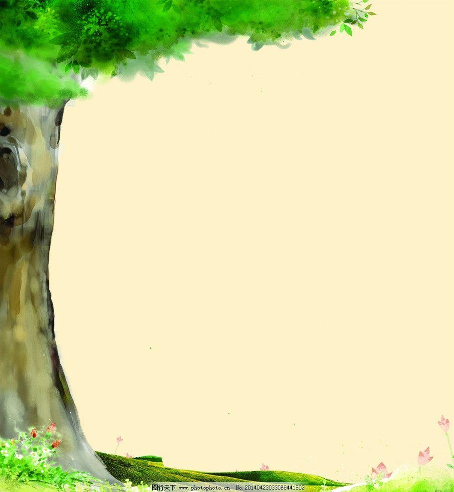 大树树干图片图片