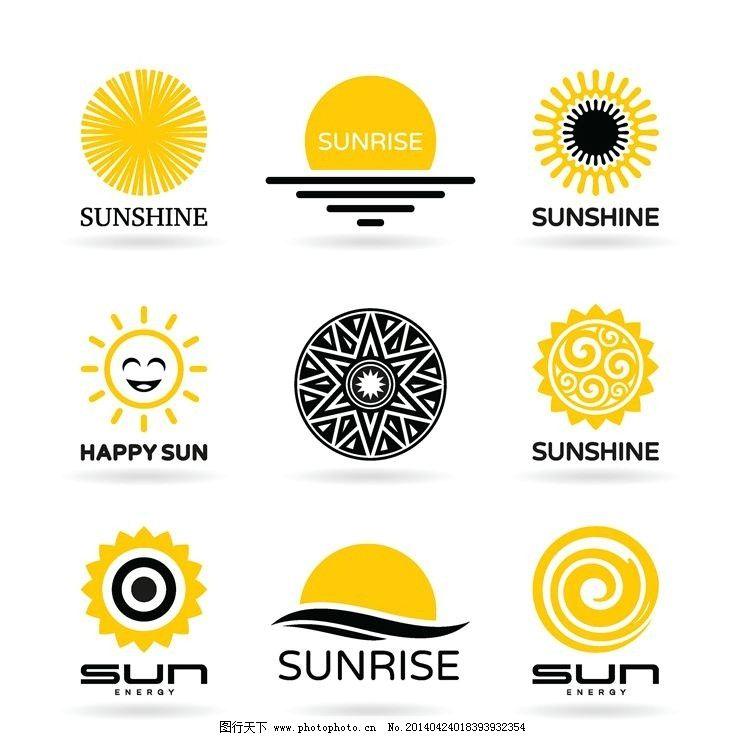 太阳阳光光线设计图片_动漫人物_动漫卡通_图行天下