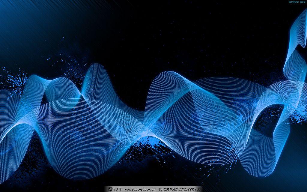 科技蓝色背景免费下载 科幻 科技 蓝色 线条 蓝色 科技 线条 科幻