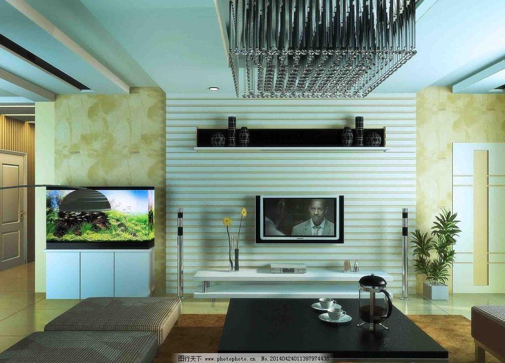 电视背景墙设计免费下载 背景墙 室内 室内设计 装修 室内 装修 背景