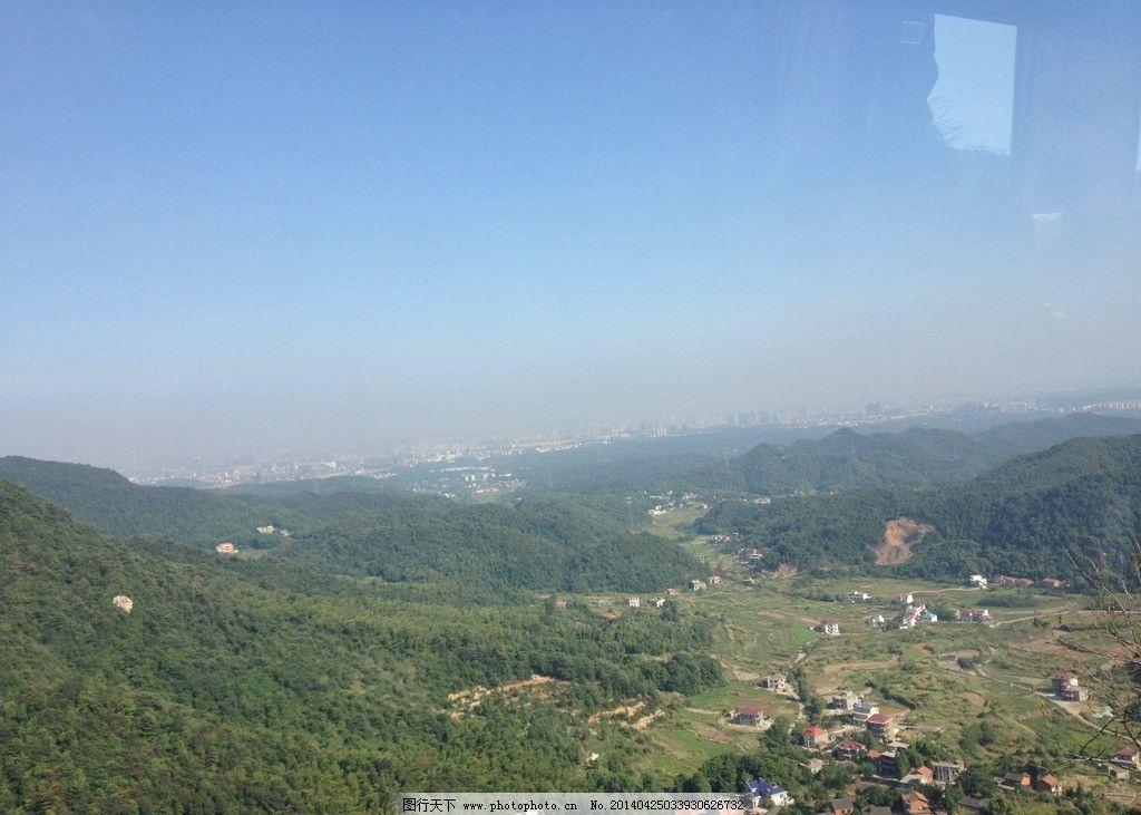 九江庐山风景区 风光图片