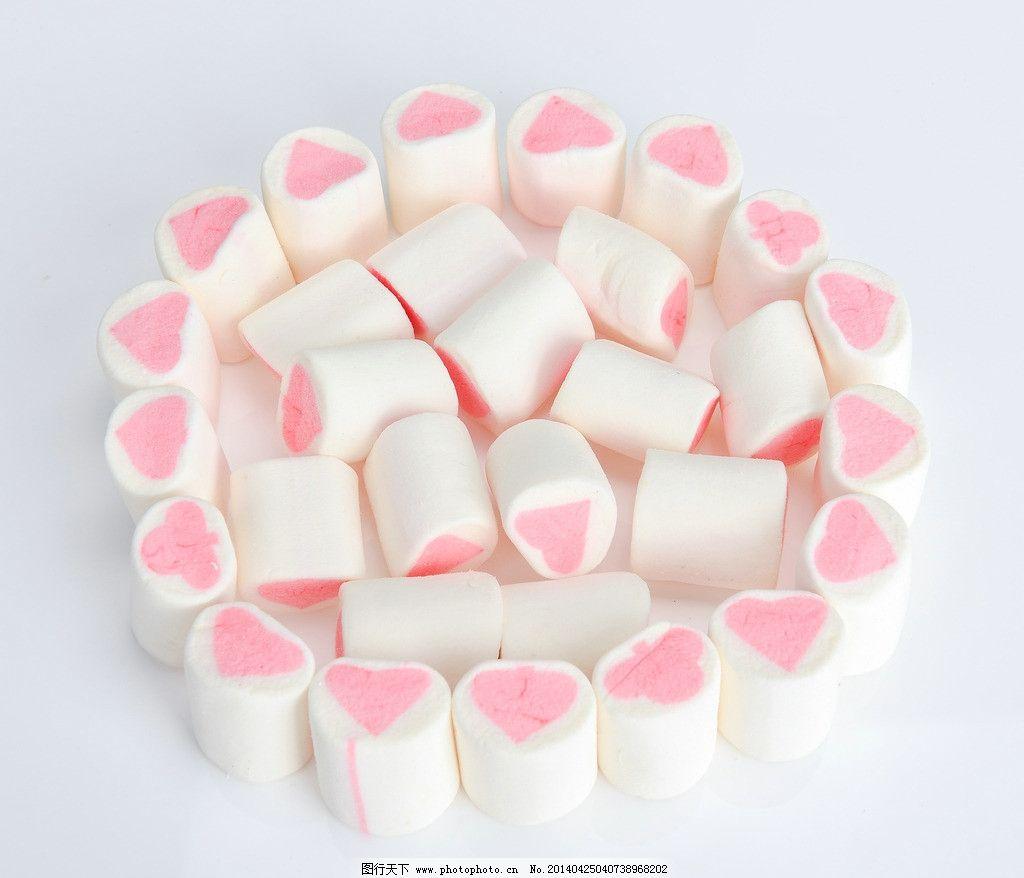 欢乐伴侣棉花糖 可爱 糖果 棉花糖 食品 零食 其他 餐饮美食 摄影 240