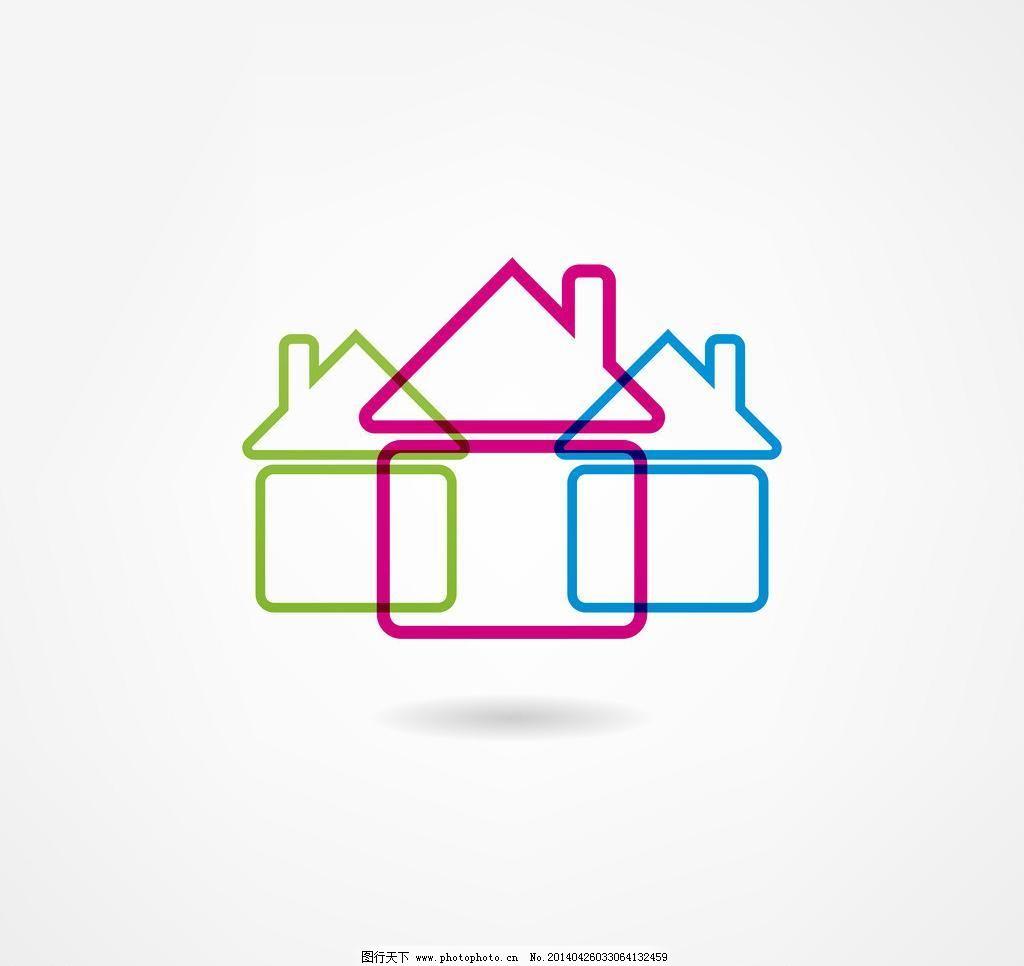 标签 标识标志图标 标志 创意设计 创意图标 logo设计矢量素材 logo