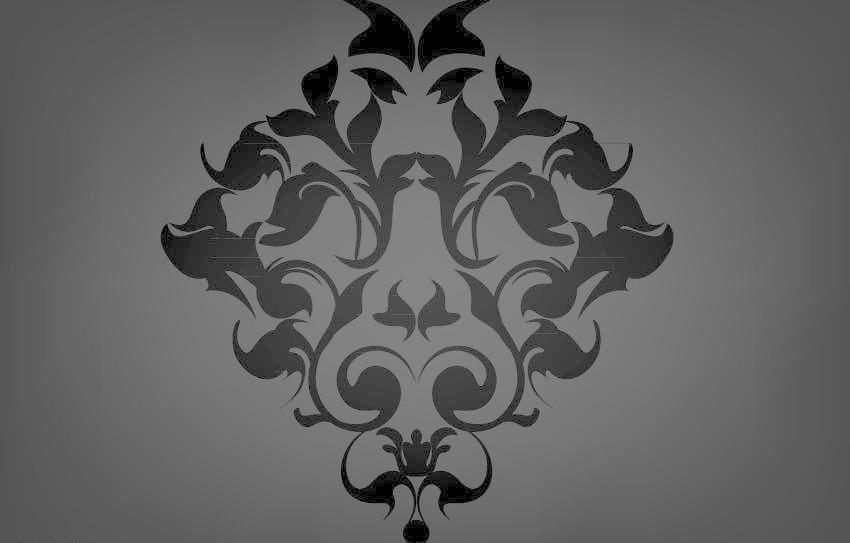 古典花纹矢量素材 古典花纹模板下载