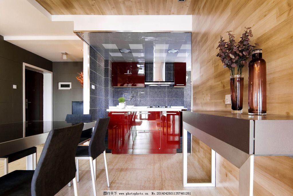 餐厅厨房设计效果图