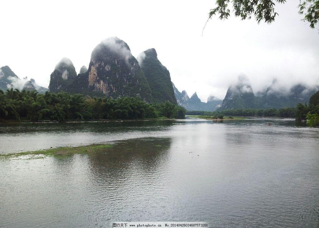 漓江风光 桂林山水图片素材下载 桂林山水 桂林 山水 漓江 摄影 旅游
