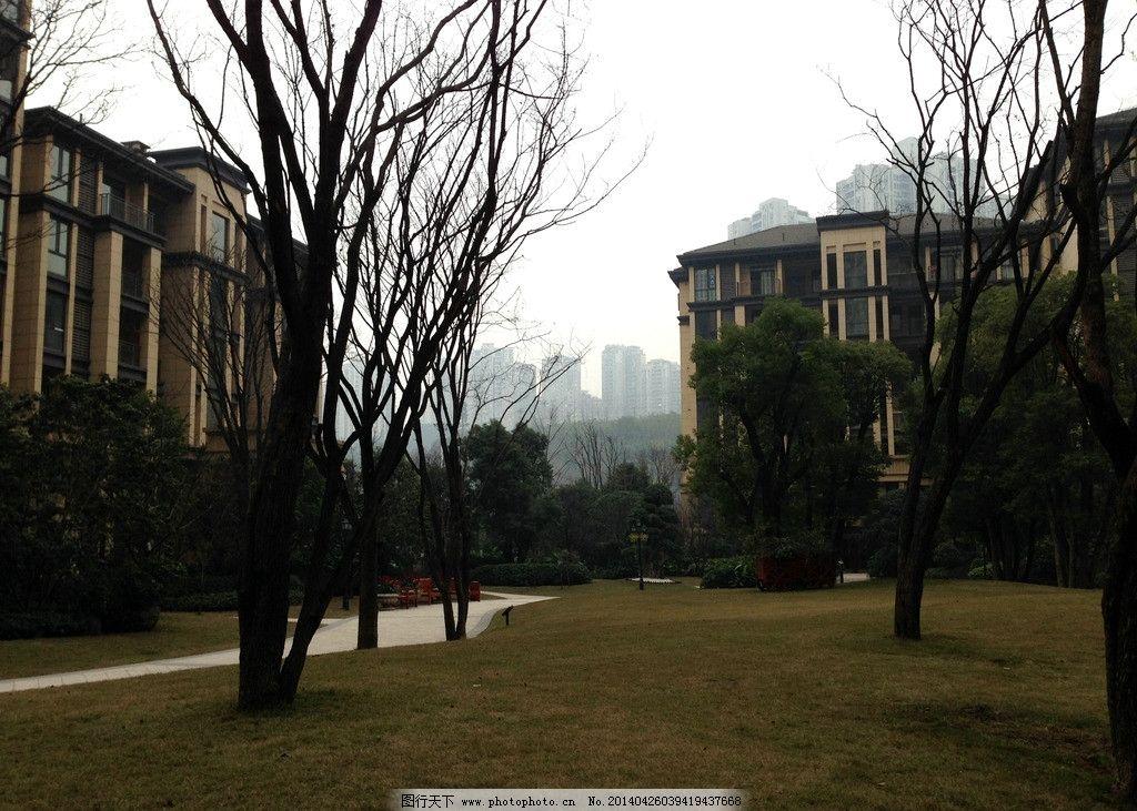 房地产 金科 西式建筑 配套 建筑摄影 建筑园林 欧式风格 龙头寺 摄影
