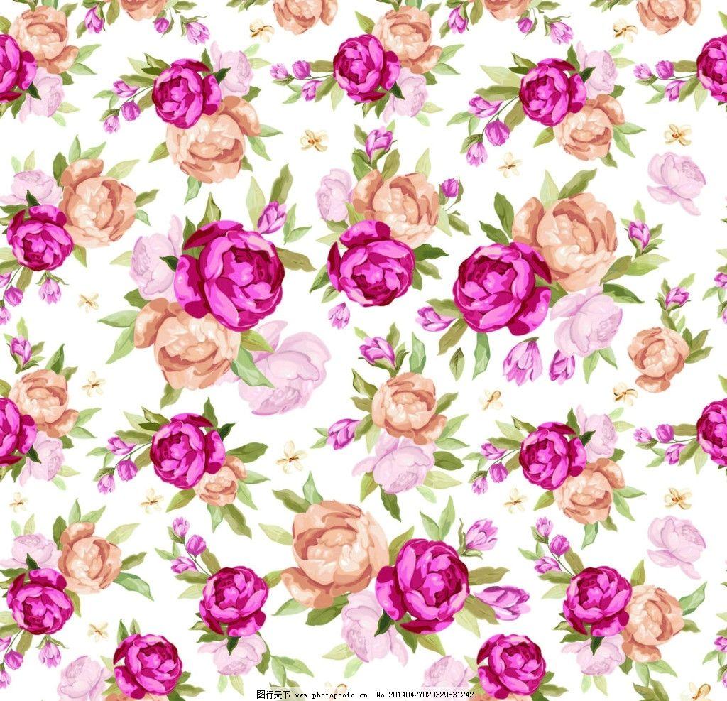 四方连续花卉剪纸步骤