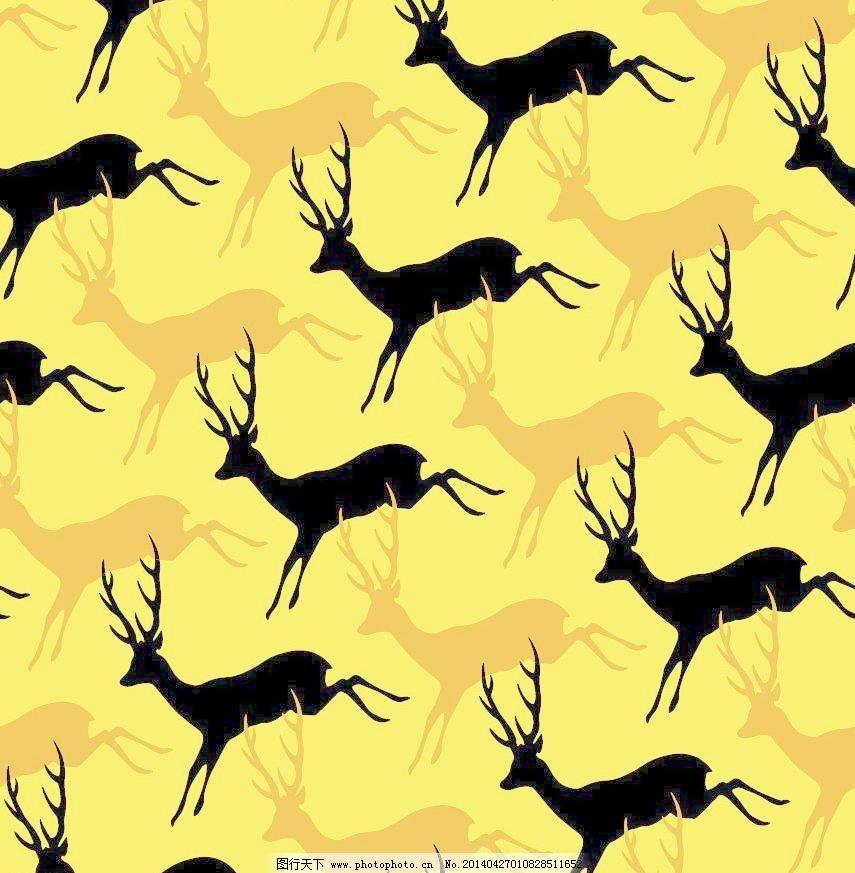 eps 壁纸 底纹 底纹背景 底纹边框 动物图案 方格 花布 花纹 花纹花边